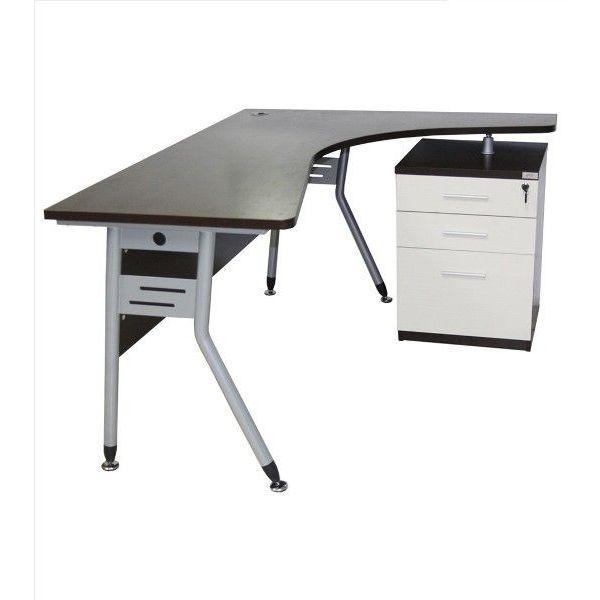 Escritorio para 1 persona 1 30 mts for Medidas de un escritorio de oficina